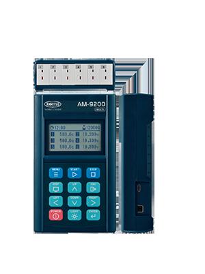 6 Channels Temperature DataLogger AM-9200 Series