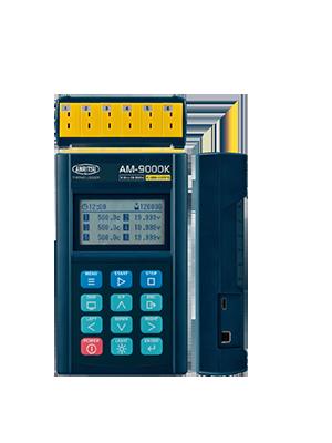 6 Channels Temperature DataLogger AM-9000 Series