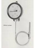 Hyoda (Japan) Drip Proof Bimetal Thermometer S6