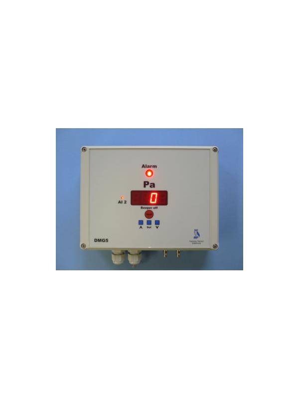 Kalinsky Differential Pressure Transmitter DMG5 In Wall version