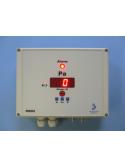 Kalinsky Differential Pressure Transmitter DMG5 Off Wall version