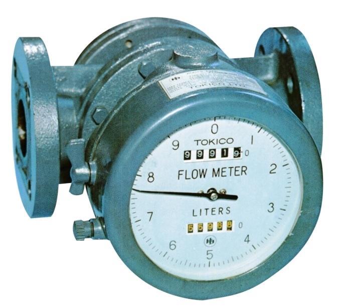 Tokico Oil Flowmeter